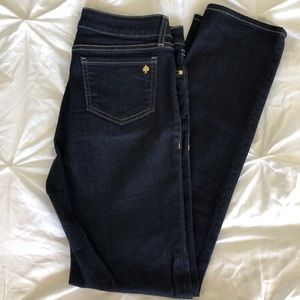 Kate Spade Perry Street Blue Denim Jeans